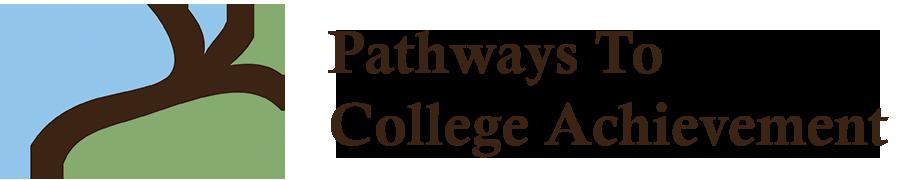 Pathways To College Achievement Logo